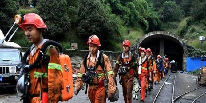 Çin'de kömür madeninde kaza: 7 ölü