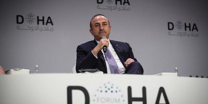 Dışişleri Bakanı Mevlüt Çavuşoğlu: Esad ile çalışmayı düşünebilirz