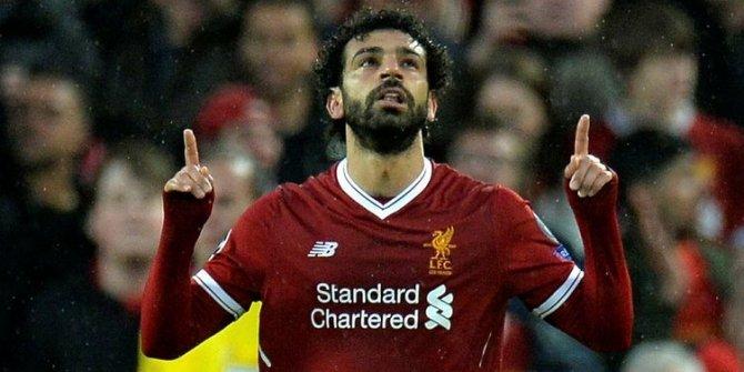 Afrika'da yılın futbolcusu yine Salah