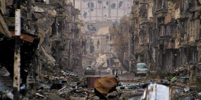 ABD öncülüğündeki koalisyon, Suriye'de sivilleri hedef aldı