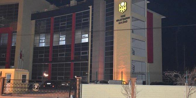 Yeni Malatyaspor'dan silahlı saldırıya sert tepki