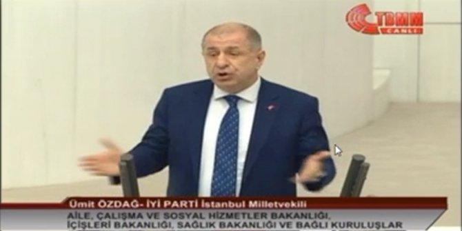Ümit Özdağ: Paralel devlet olgusu AKP döneminde ortaya çıktı