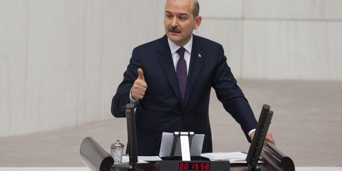 """Süleyman Soylu: """"Keşke 380 bin suriyeli çocuğu vatandaşımız yapsak"""""""