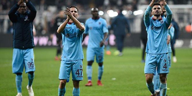 Trabzonspor'dan 82 hafta sonra bir ilk