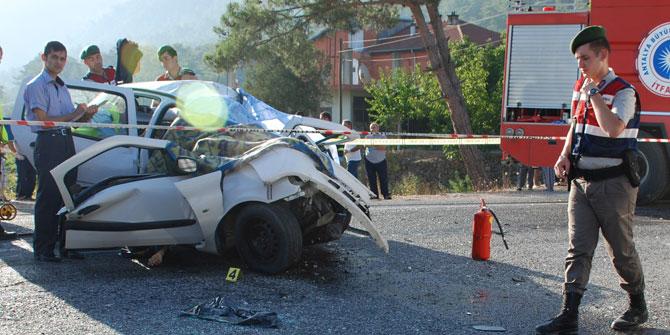 6 ölümlü kazada otobüs şoförüne beraat