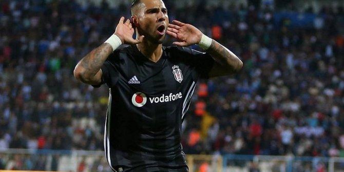 Beşiktaş'ta Quaresma yolcu