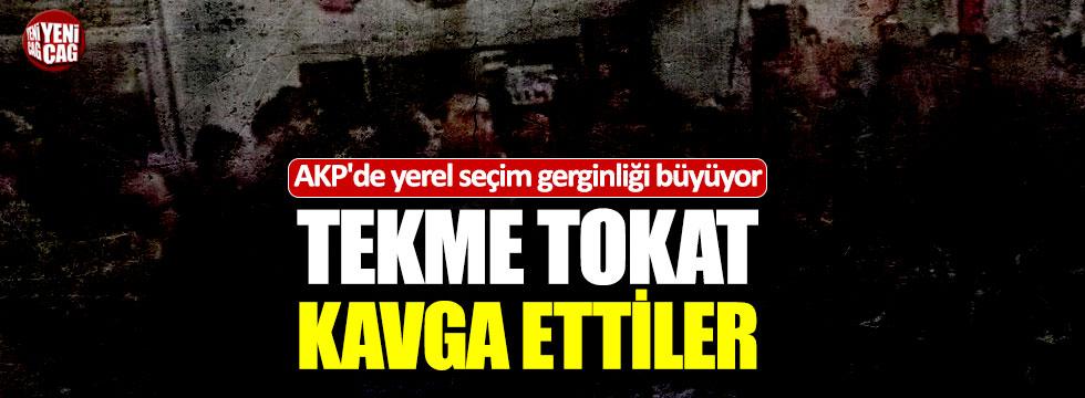 AKP'de seçim gerginliği devam ediyor