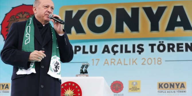 Erdoğan'dan Fatih Portakal'a sert sözler