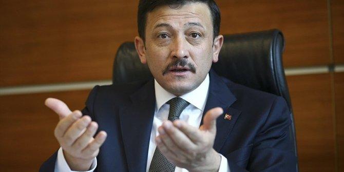 AKP'li Hamza Dağ, Yeniçağ yazarı Ahmet Takan'ı hedef aldı