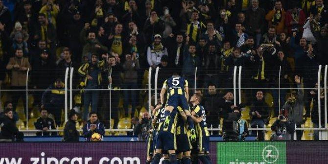 Fenerbahçe-Erzurumspor 2-2 (Maç özeti)