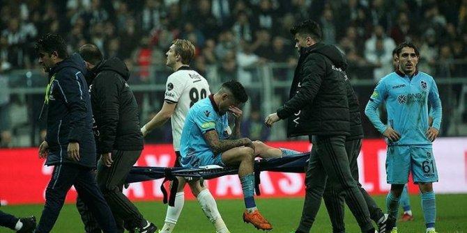 Trabzonspor'a Sosa Toure'den kötü haber