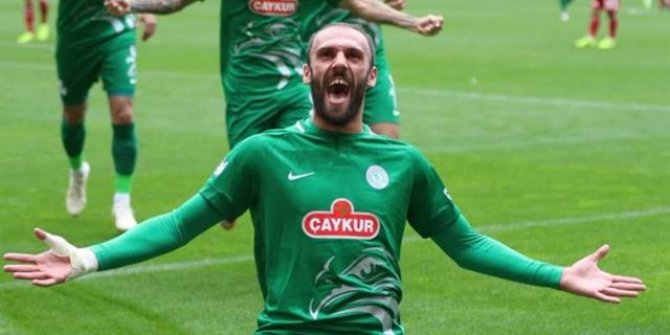 Galatasaray'dan Vedat Muriç hamlesi