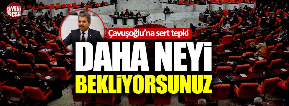 Meclis'e taşındı: Rahim Cavadbeyli'yi neden bırakmıyorsunuz?