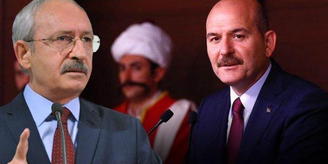Süleyman Soylu'dan Kılıçdaroğlu'na tazminat