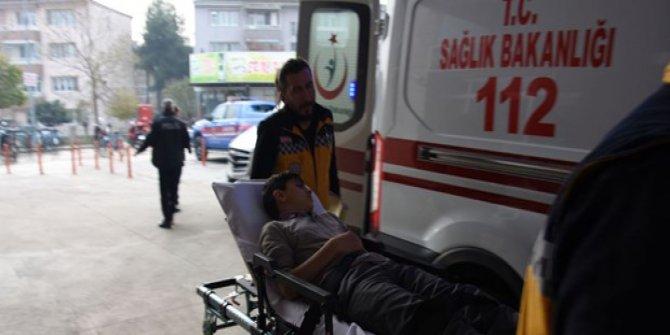 Yerli Malı Haftasında zehirlenen 14 öğrenci hastanelik oldu