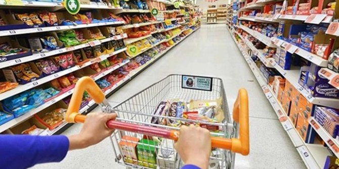 Perakende satışlar yüzde 7,5 azaldı