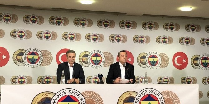 Ali Koç: Şampiyonluk sözü vermedik