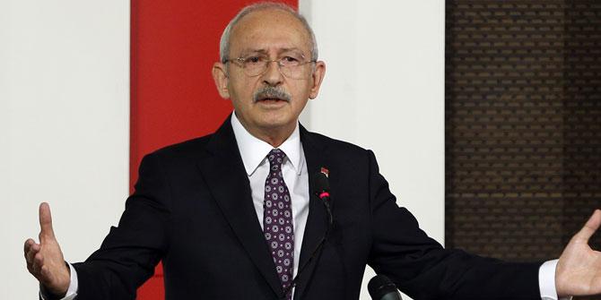 Kemal Kılıçdaroğlu'ndan Erdoğan'a sert sözler!