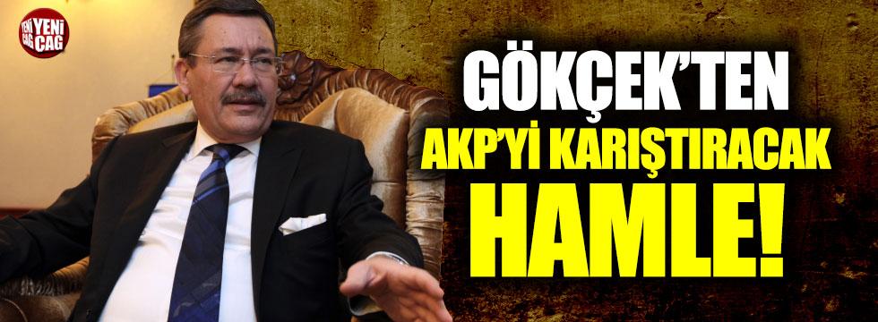 Melih Gökçek, Mehmet Özhaseki için attığı tweeti sildi