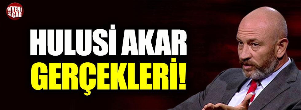 Ali Türkşen'den Hulusi Akar için çarpıcı ifadeler