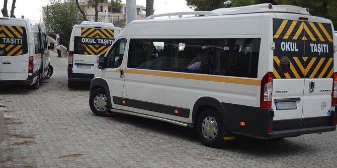 599 okul servisi trafikten men edildi!
