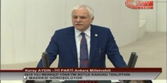 Koray Aydın: Türkiye'de krizin babası var