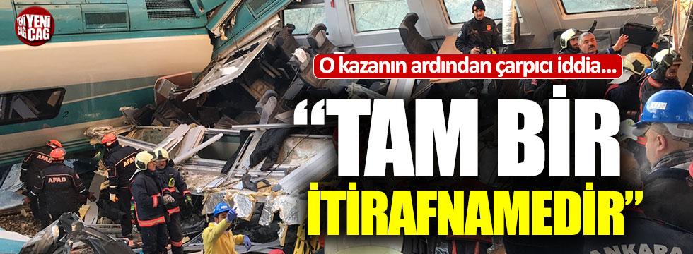 """""""Ankara tren kazasından 3 gün sonra trafik işleyişi değiştirilmiş"""" iddiası"""