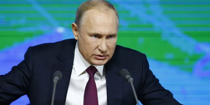 "Putin'den ABD'ye rest: ""Hedef alırız"""
