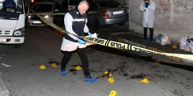 Kızını döven damadını sokak ortasında öldürdü!