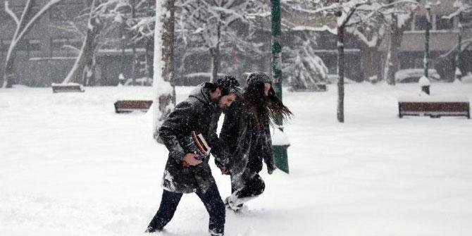 Aşırı soğuk hava geliyor! Türkiye donacak