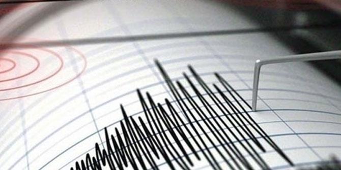Endonezya'da 5.7 büyüklüğünde deprem meydana geldi