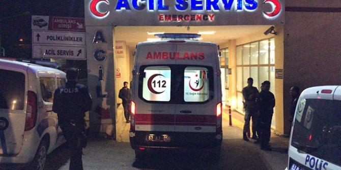 Şanlıurfa'da düğünde ateş açıldı: 11 yaralı