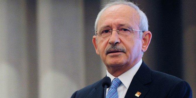 Kemal Kılıçdaroğlu'ndan Kubilay mesajı