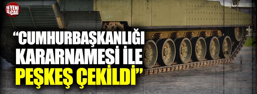 İsmail Koncuk: Sakarya'daki TSK'ya ait tank- palet fabrikasını satmak mı millilik?