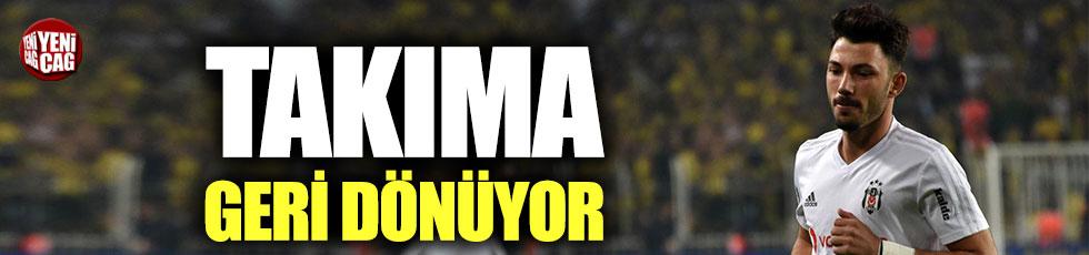 Beşiktaş'ta Tolgay Arslan affedildi