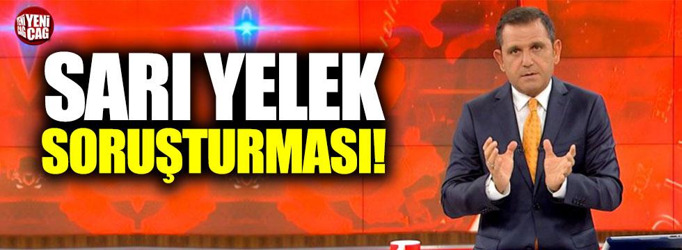 Fatih Portakal'a 'Sarı Yelek' soruşturması