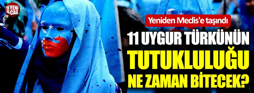 Uygur Türklerinin sorunu TBMM'de