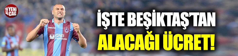 Beşiktaş, Burak Yılmaz ile anlaştı