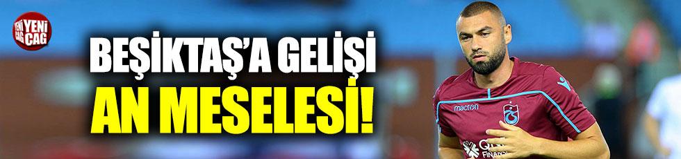 Beşiktaş'ta Burak Yılmaz için geri sayım