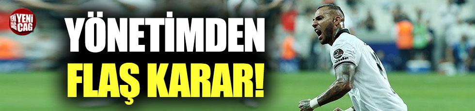 Beşiktaş'ta Quaresma ve Larin kararı değişti!