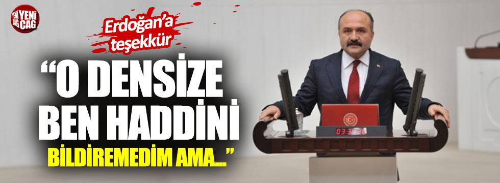 """Erhan Usta: """"Bu densize ben haddini bildiremedim ama..."""""""