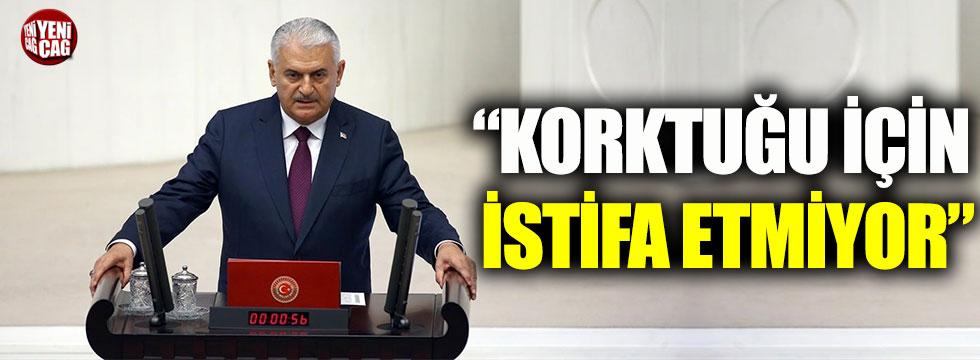 Kemal Kılıçdaroğlu: Binali Yıldırım, koktuğu için istifa etmiyor