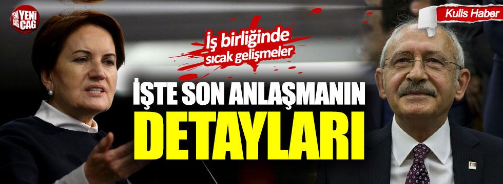 İYİ Parti-CHP iş birliğinde sıcak gelişmeler