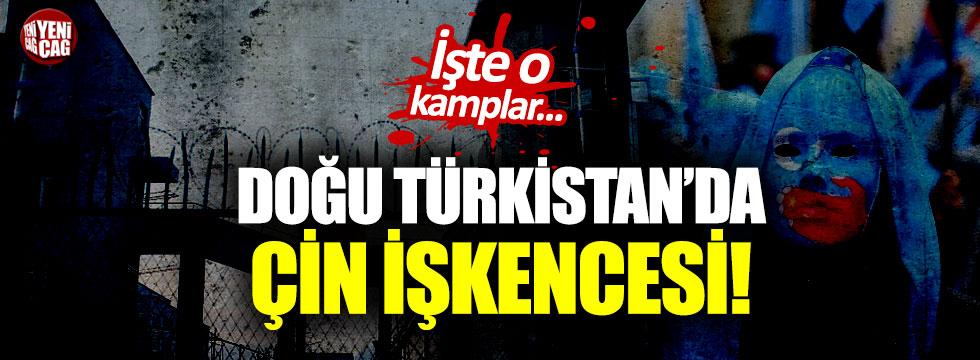 Çin işkencesi: Doğu Türkistan'da neler oluyor?
