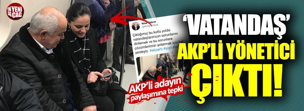AKP'li başkan adayından tepki çeken paylaşım