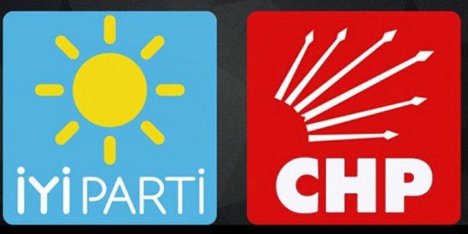 İYİ Parti ve CHP'den iş birliği protokolü