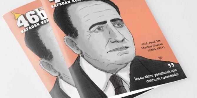 Kafadan kontak dergi: 46buçuk