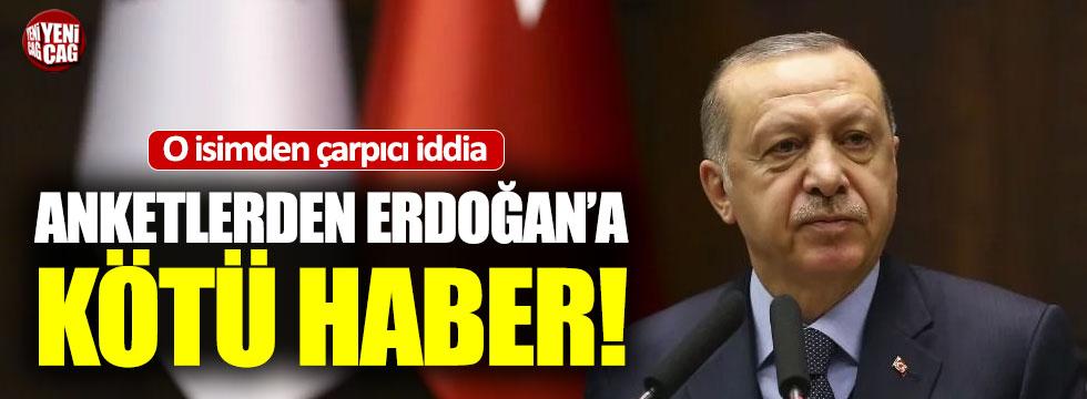 """Özel: """"Son anketler gösteriyor ki Erdoğan zor durumda"""""""