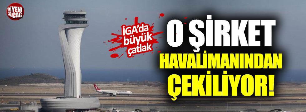 Kolin İnşaat İstanbul Havalimanı'ndan çekiliyor