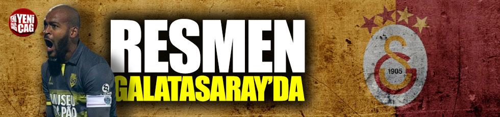 Marcao resmen Galatasaray'da